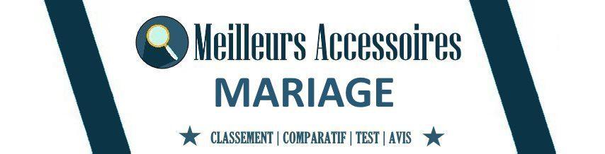 Meilleurs Accessoires Mariage 2021
